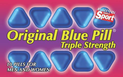 Original Blue Pill®